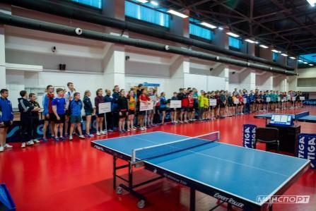 Чемпионат ПФО по настольному теннису