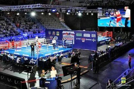 Чемпионат России по боксу среди мужчин 2020