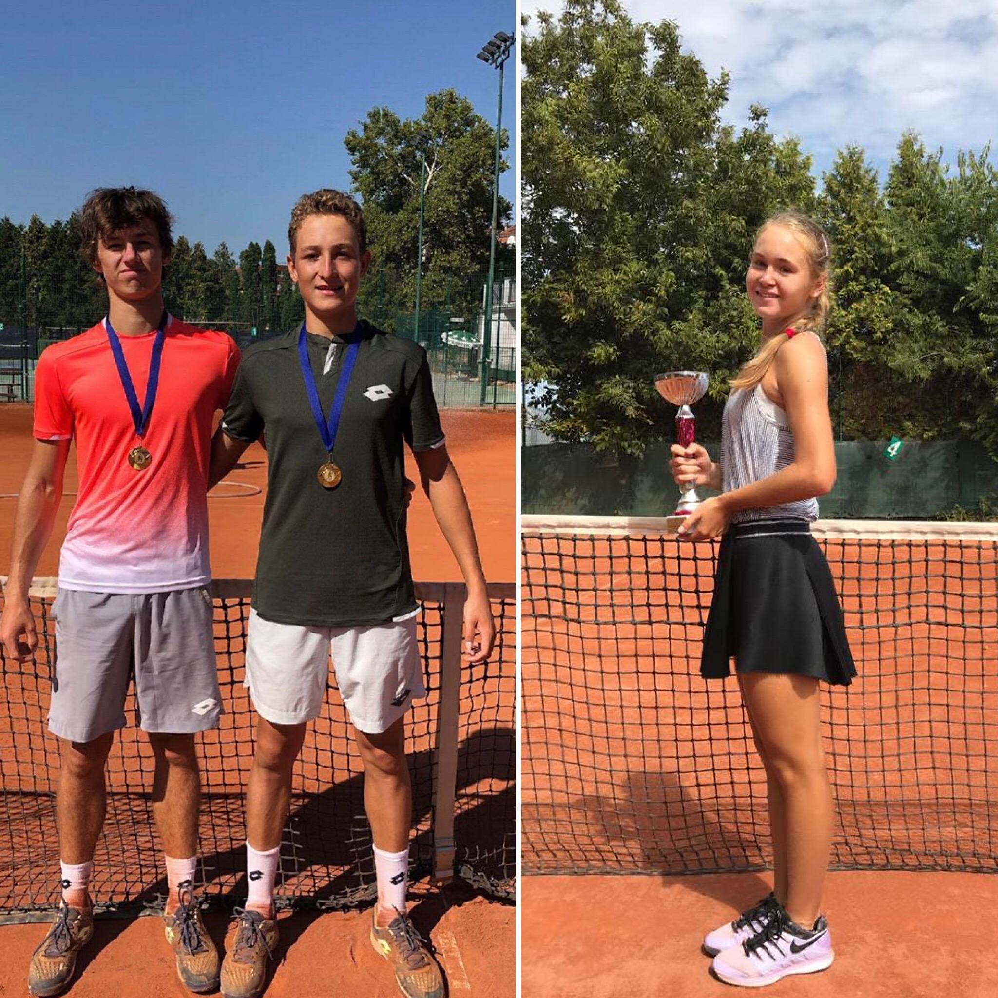 Международный юниорский турнир «Serbia Junior Open Novi Sad» по теннису