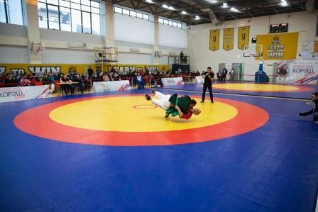 Чемпионат России по борьбе корэш 2020