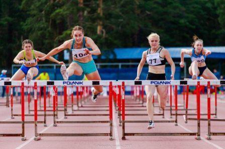 Чемпионат России по лёгкой атлетике 2021