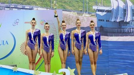 V летняя Спартакиада  молодежи России по художественной гимнастике