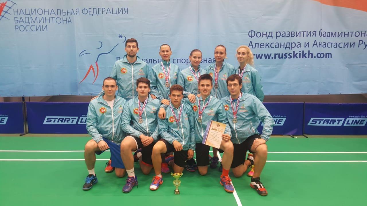 Чемпионат России по бадминтону