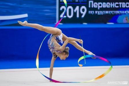 Первенство России по художественной гимнастике