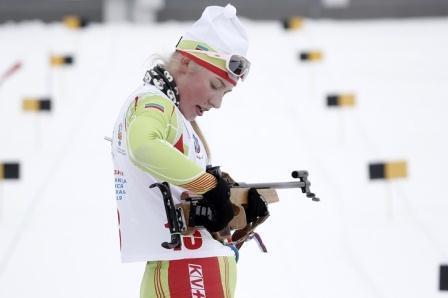 Всероссийские соревнования «Кубок Урала» по биатлону
