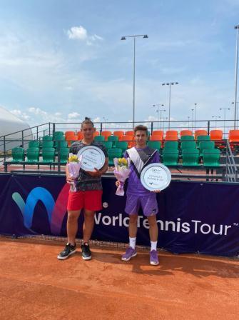 Международный турнир ITF J5 «Grinvich Open» по теннису