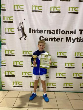 Всероссийские соревнования «Осеннее первенство TK ITC by WeGym» по теннису
