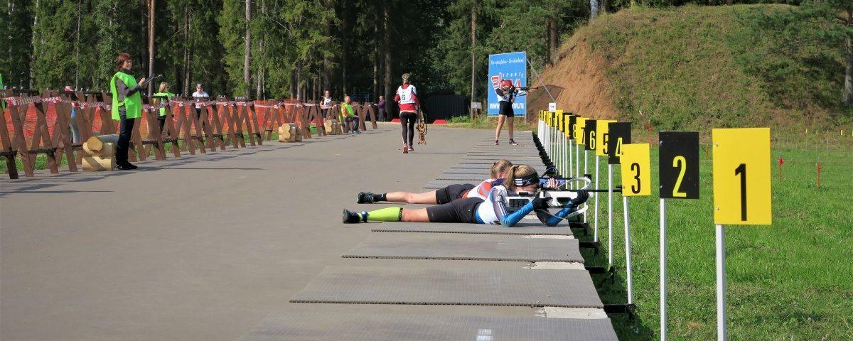 Первенство ПФО по летнему биатлону