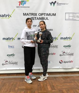 Международный турнир «ITF J5 ISTANBUL» по теннису