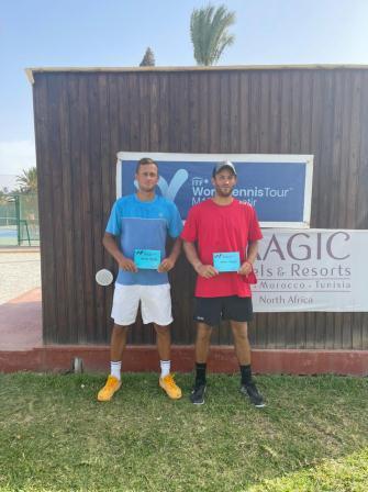 Международный турнир «MAGIC HOTEL TOURS -2021» по теннису