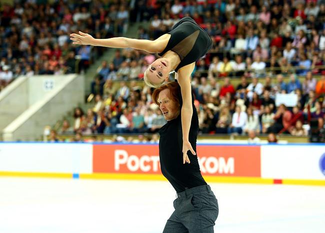 Международный турнир серии Челленджер «U.S. International Figure Skating Classic» по фигурному катанию на коньках