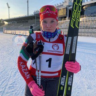 Всероссийские соревнования среди юниоров по лыжным гонкам
