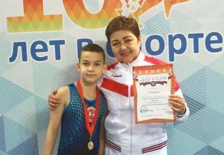 Всероссийские соревнования «Золотой прыжок» по прыжкам на батуте и акробатической дорожке