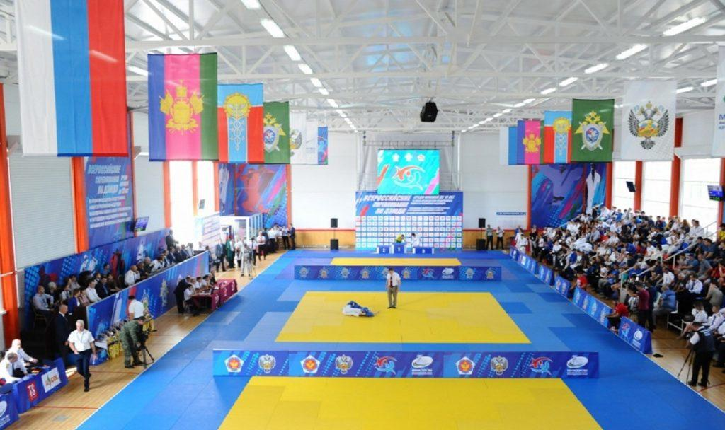 Всероссийские соревнования «Кубок Председателя Следственного комитета России» среди юношей по дзюдо