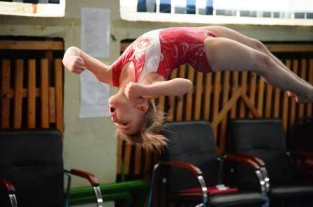 Всероссийские соревнования «Звёзды прыжков» по прыжкам на акробатической дорожке