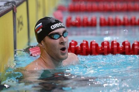 Международные соревнования «Кубок Владимира Сальникова» по плаванию