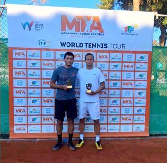 Международный турнир серии ITF «M15 ANTALYA» по теннису