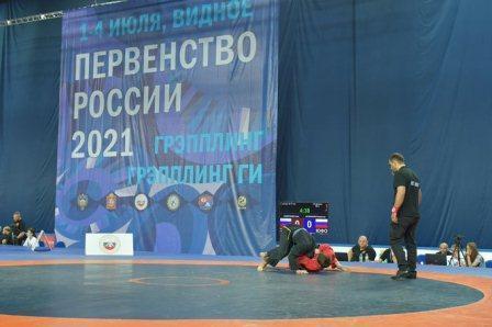 Первенство России по грэпплингу