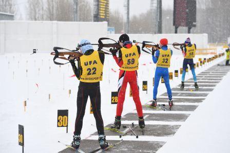 Всероссийские соревнования «Приз памяти П.Ямалеева» среди юношей и девушек 17-18 лет по биатлону