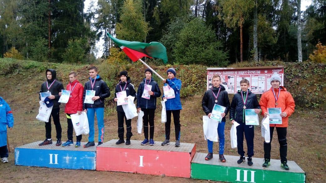 Первенство России среди юношей и девушек до 15 лет по летнему биатлону