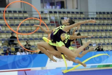 Чемпионат ПФО по художественной гимнастике