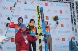I зимние международные спортивные игры «Дети Азии»