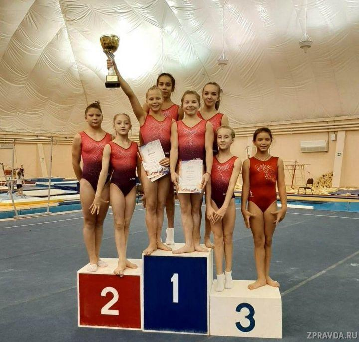 Первенство ПФО среди девушек и юниорок по спортивной гимнастике