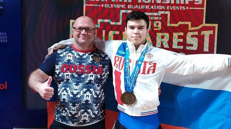 Первенство Европы среди юниоров по тяжёлой атлетике