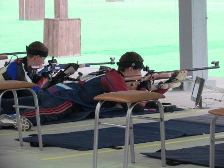 Первенство России и Всероссийские соревнования среди юниоров по пулевой стрельбе