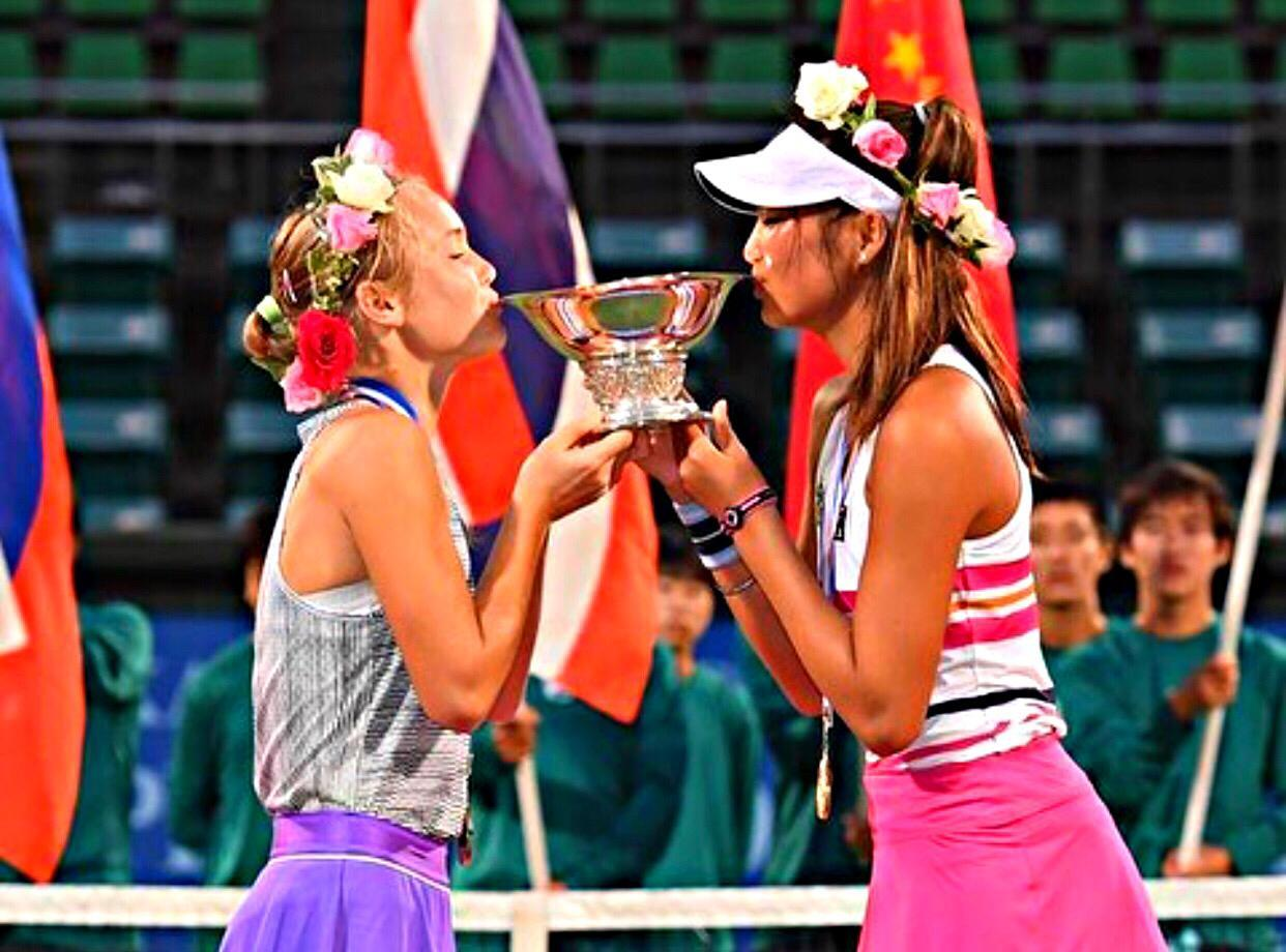 Международный юниорский турнир ITF «Osaka Mayor's Cup - World Super Junior Tennis Championships» по теннису