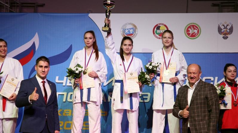 Чемпионат России по каратэ