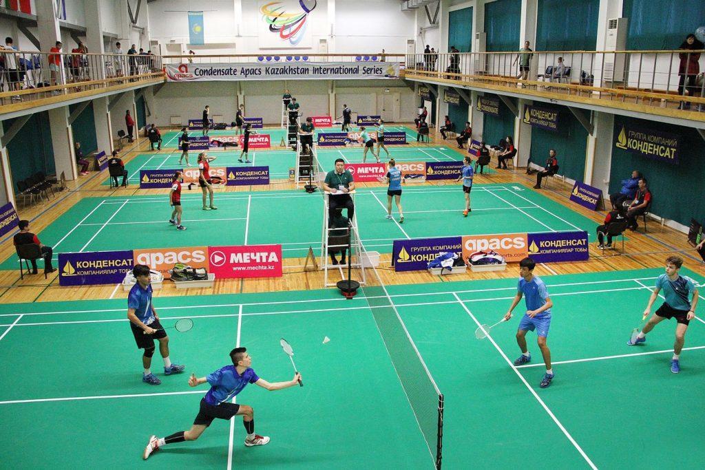 Международные соревнования «CONDENSATE Kazakhstan International Series» по бадминтону