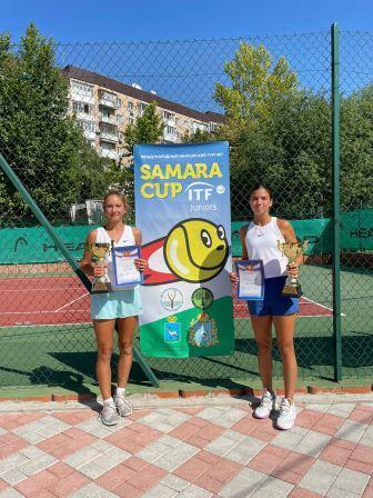 Международный турнир ITF J4 «Samara Cup» по теннису