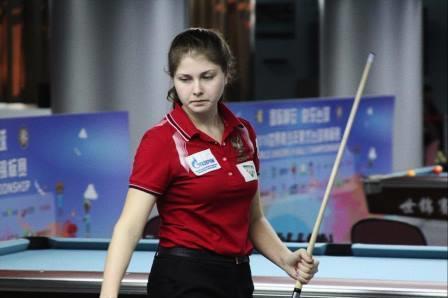 Чемпионат России по бильярдному спорту (пул)