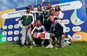 Чемпионат России и Всероссийские соревнования (командные) по стендовой стрельбе