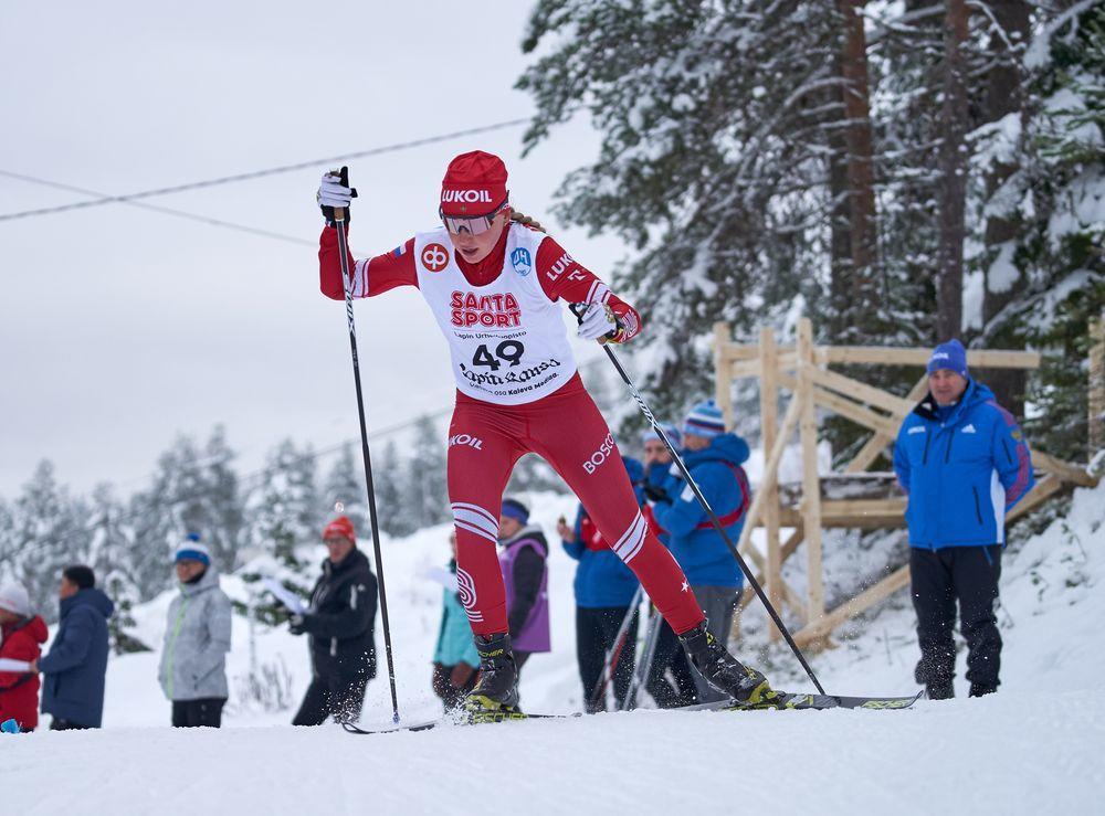 Международные соревнования FIS по лыжным гонкам