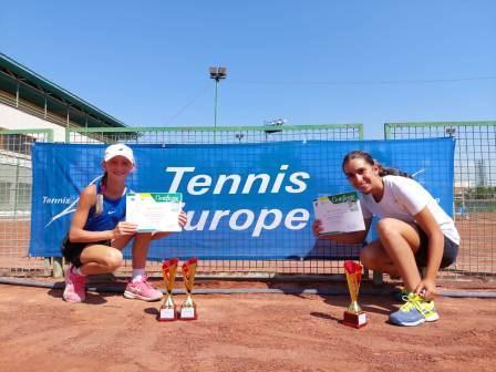 Международный турнир ТЕ «Artur Shilajyan Memorial Cup» по теннису
