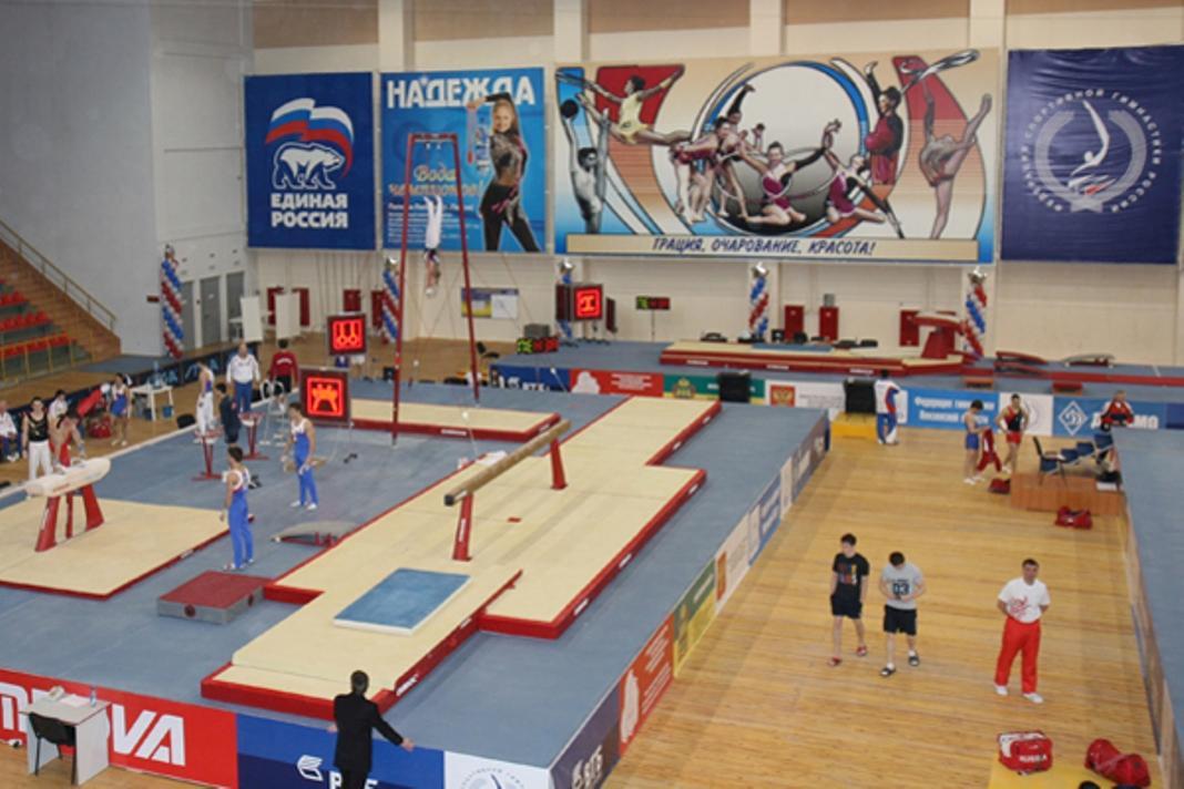 Первенство России и Всероссийские соревнования «Надежды России» по спортивной гимнастике