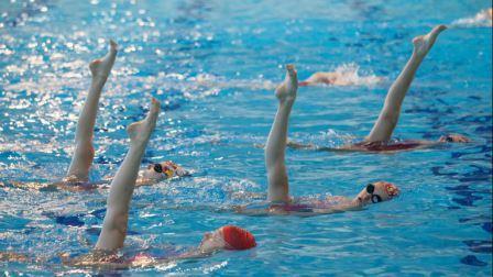 Первенство ПФО по синхронному плаванию