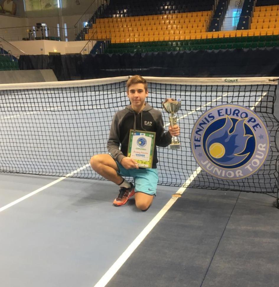 Международный турнир серии Tennis Europe «Ugra Cup» среди юношей и девушек до 16 дет по теннису