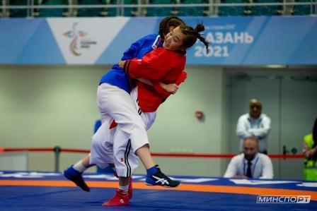 Международные соревнования «I Игры стран СНГ» по борьбе на поясах