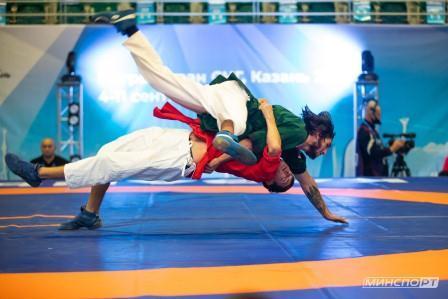 Международные соревнования «I Игры стран СНГ» по борьбе корэш