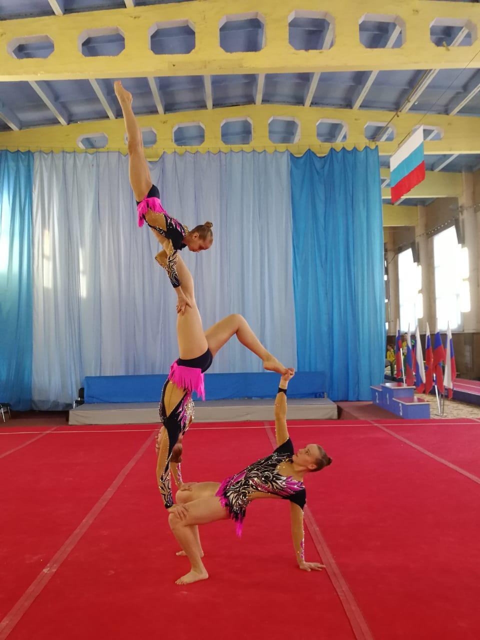 Командный чемпионат России по спортивной акробатике
