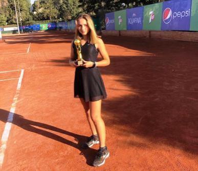 Международный юниорский турнир серии ITF «EGY 8 ITF Junior Tournament G5» по теннису