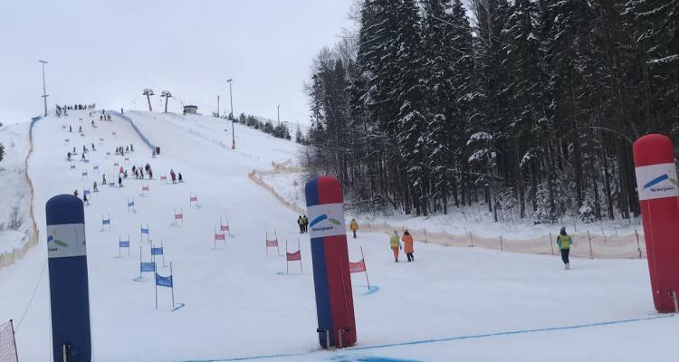 Первенство ПФО и УФО по горнолыжному спорту