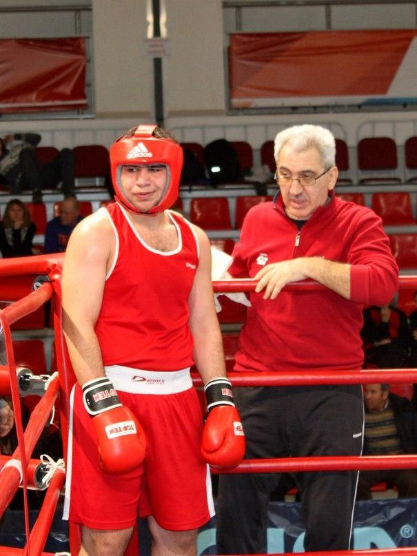 Всероссийские соревнования класса «А», посвящённые памяти мастера спорта России Тимура Габдуллина по боксу