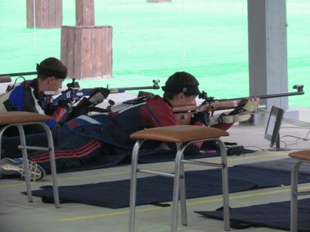 Первенство России по стрельбе из пневматического оружия и Всероссийские соревнования по стрельбе из малокалиберного оружия среди юношей и девушек до 17 лет