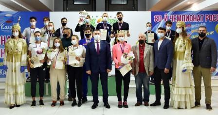Чемпионат России 2021 по теннису