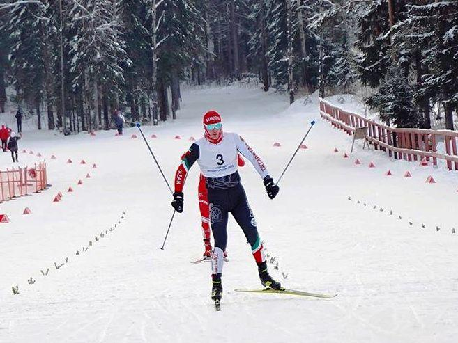 II этап Кубка России по лыжным гонкам