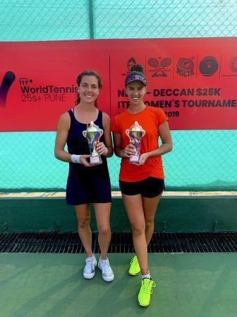 Международный женский турнир серии ITF «Necc-Deccan $25k ITF Womens Tournament» по теннису